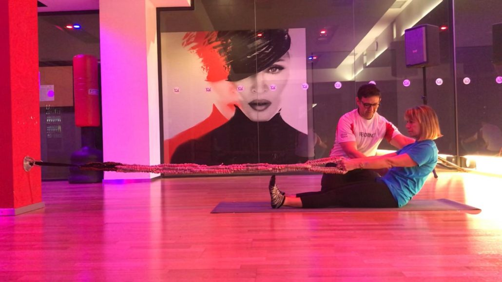Pilates Revoring