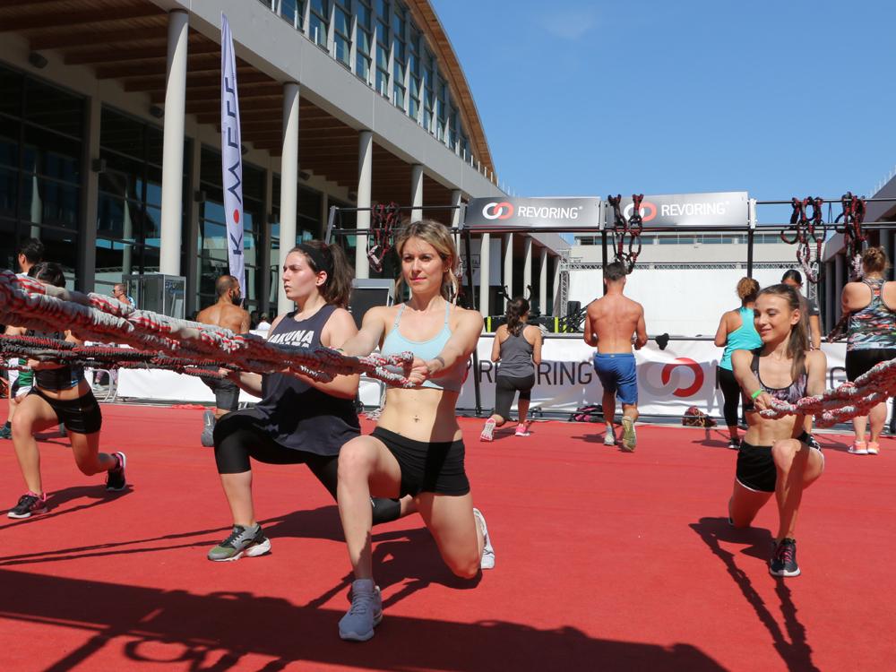 Revoring a Rimini wellness